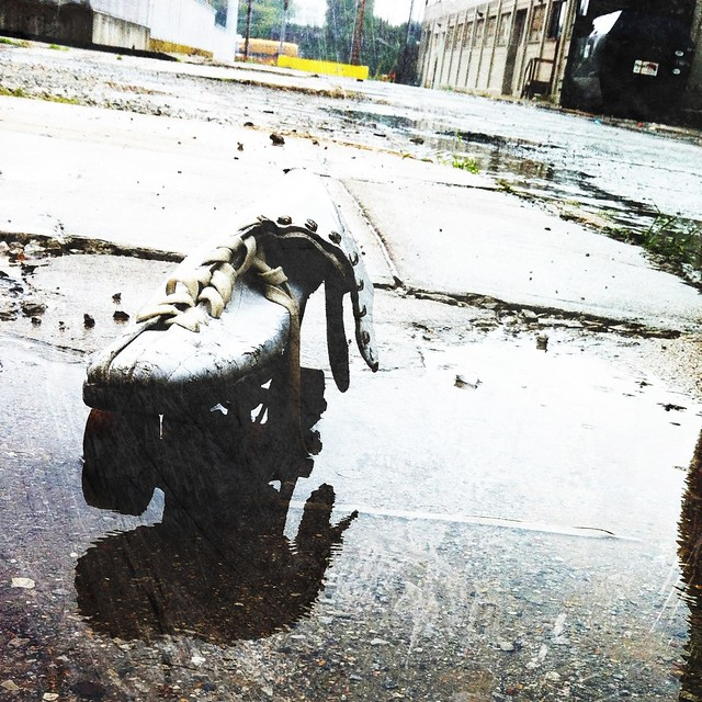 rain & roller skate