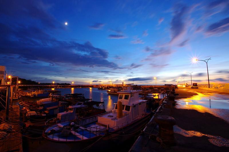 龍鳳漁港(KR+TAMRON 10-24mm)