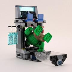 46. Hulk Locked...
