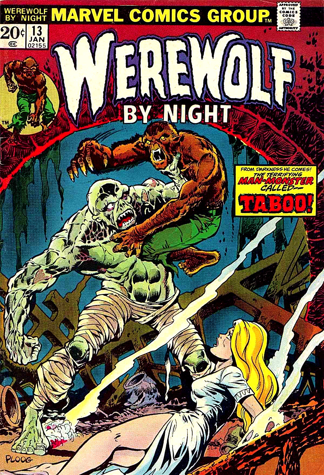 Vintage Comic Book Cover Art : Retrospace comic books horror covers