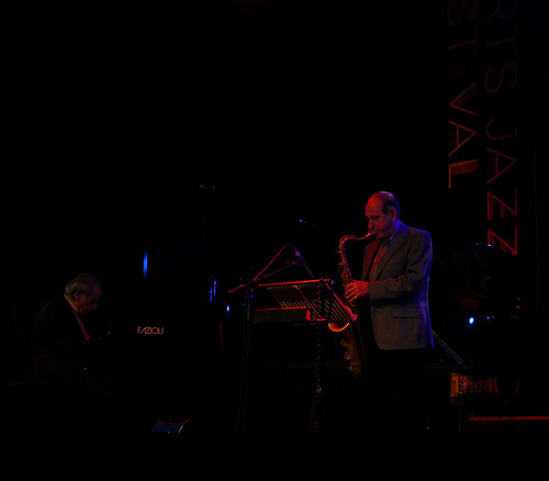 <p>Herts Jazz Festival 2012.</p>