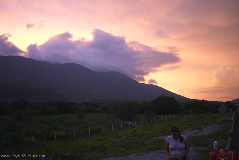 Ceboruco Volcano (2280 meters) Nayrait