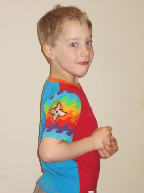 Imke Ninja sleeve