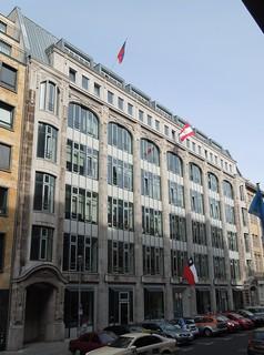 Botschaft Chile Berlin