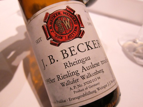 1993 JB Becker Wallufer Walkenberg