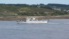 The Scillonian III, From St Agnes