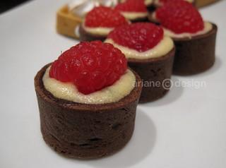 Black Sage Vineyard launch/delectable desserts