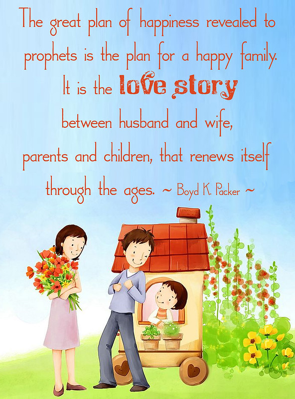 Essay about love for family