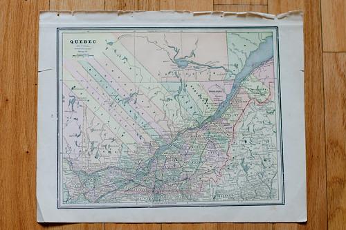 Quebec circa 1881-1889