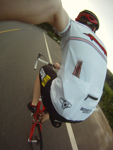Flamme Rouge Jersey by pommes king