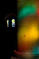 Les couleurs du paradis pilier lumière photographier en basse lumière