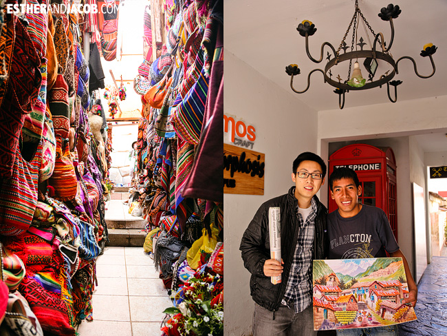Shopping in Cusco | What to do in Cusco Peru Travel Photographer
