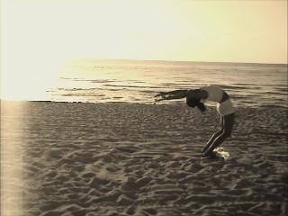 Love Is Everywhere and Beach Yoga Practice