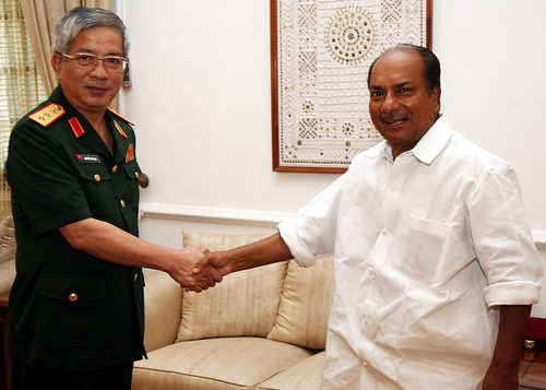 INDIA - VIETNAM 7th SECURITY DIALOGUE by Chindits