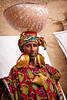 Fulani woman in Mopti, Mali