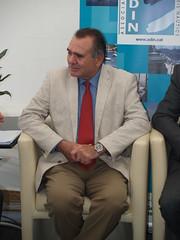 Rafael Rodríguez, director general de la Marina Mercant.