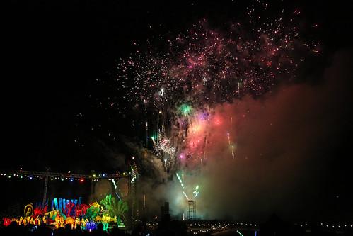 Festé Finalé At Darley Park And Fireworks - 11