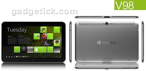 ZTE V98 на Windows 8