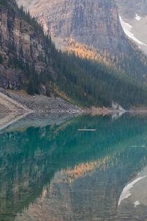 Moraine Lake scenic