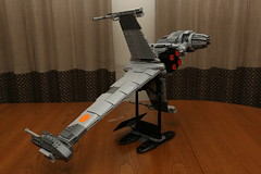 10227 B-wing Starfighter Review - 9