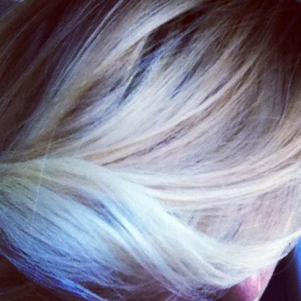 #beauty #blonde #hair #followback #wella