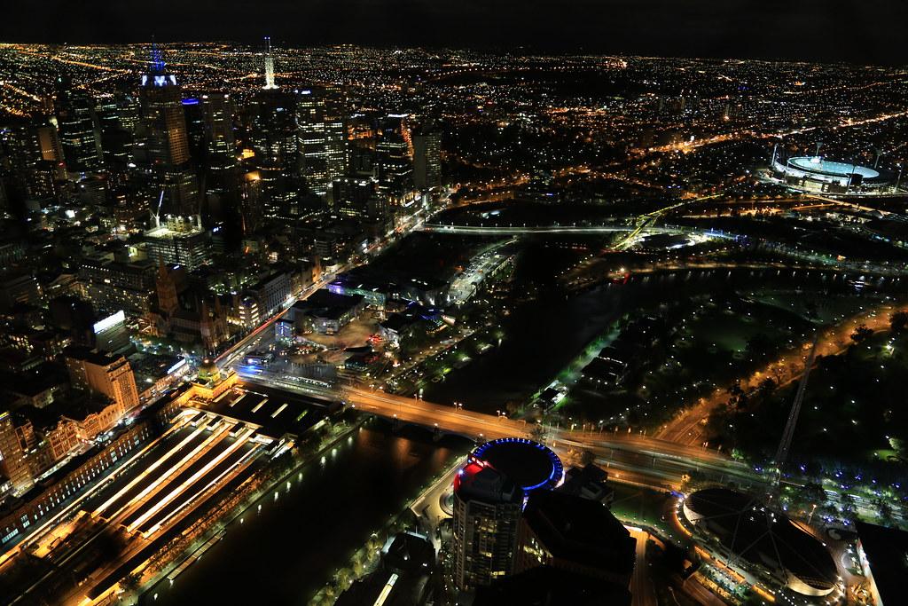 Eureka Skydeck 88 ,Melbourne