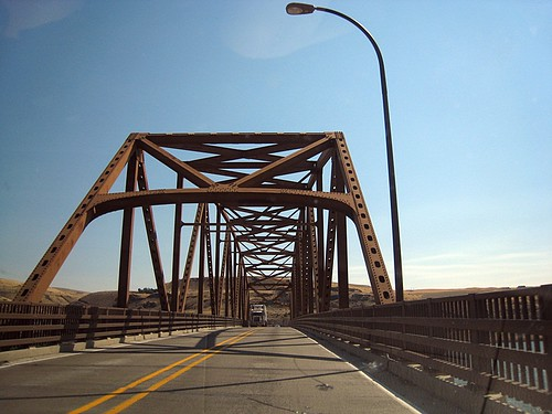 Bridge to Oregon