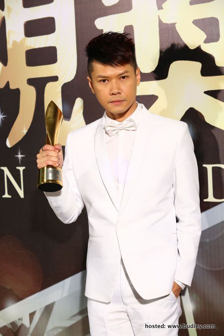 Most Popular Actor - Leslie Chai