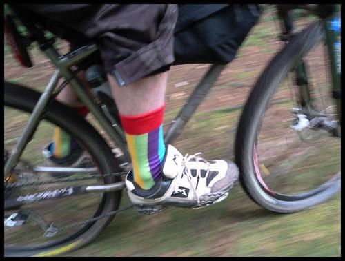 gentlemen's socks by rOcKeTdOgUk