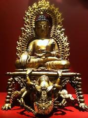 temple(0.0), hindu temple(0.0), monument(0.0), fictional character(0.0), throne(0.0), temple(1.0), gautama buddha(1.0), statue(1.0),