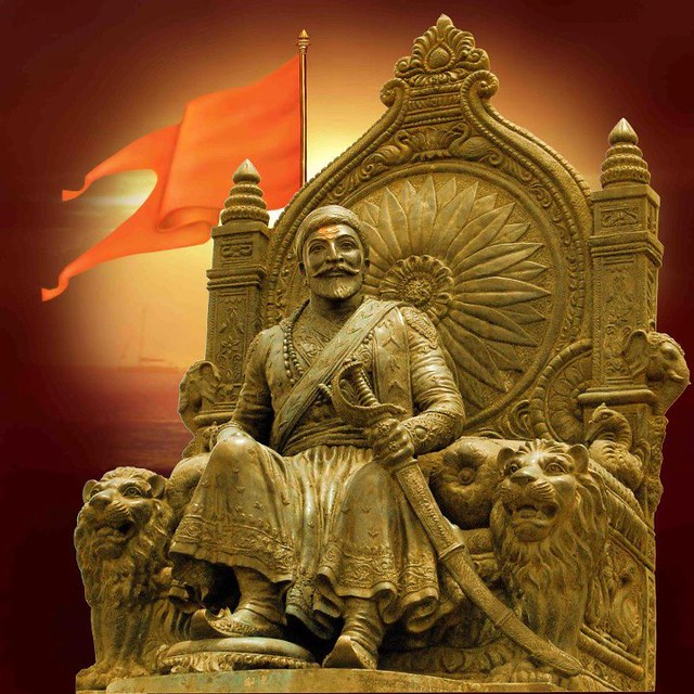 Shivaji Maharaj Logo http://www.flickr.com/photos/raptor009/8042740301/
