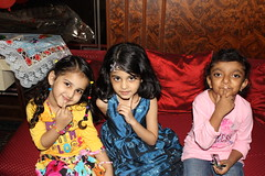 Marziya And Her Best Friends by firoze shakir photographerno1