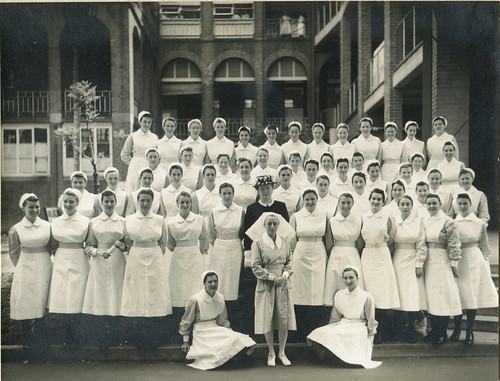Nursing.LC001.FinalYear1947 by Preciousmetal_au