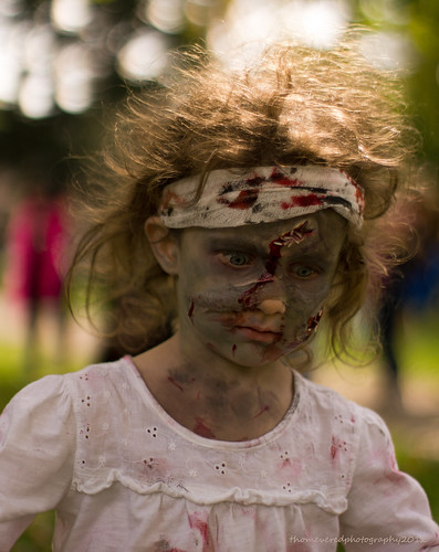 Zombie Child by thomevered