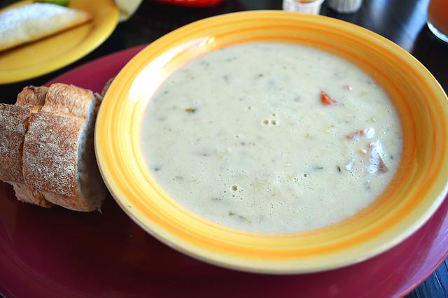Creamy Jalapeno Soup