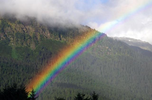 Rainbow - Juneau, Alaska
