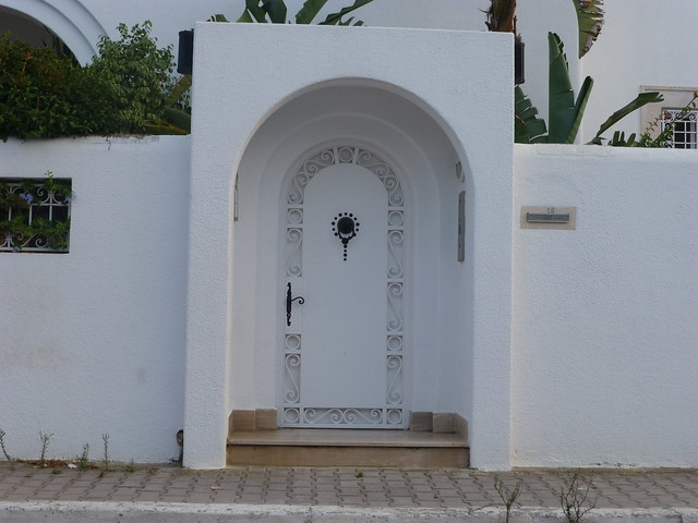 porte ext 233 rieure fer forg 233 224 tunis flickr photo