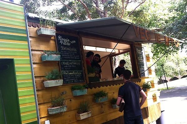 Vegan Food Truck Los Angeles