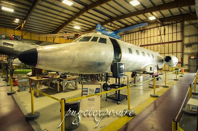 Lockheed Jetstar CL-329 Prototype