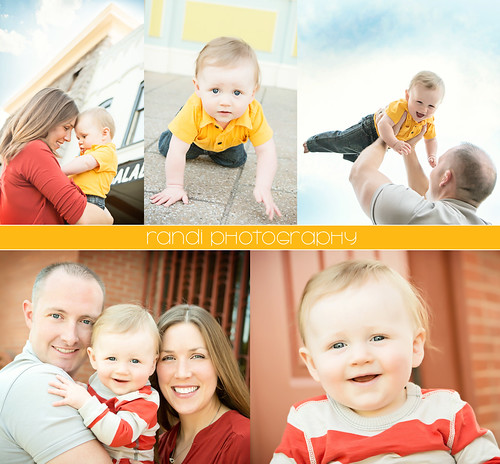 Kansas City Baby Photographer -  Ryker's 9 Month Session by randilyn829