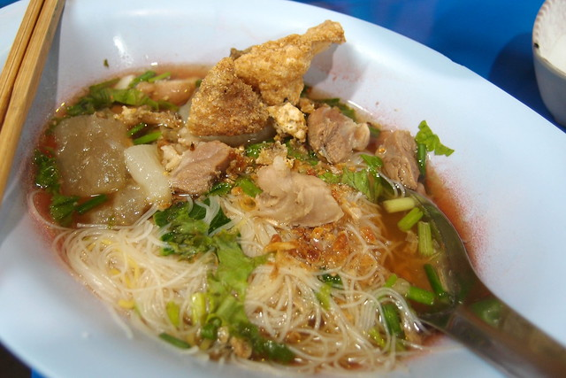 Must Try Bangkok Food: Pork Stew with Bee Hoon