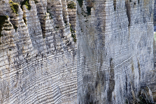 Chemin de la falaise d'Aval