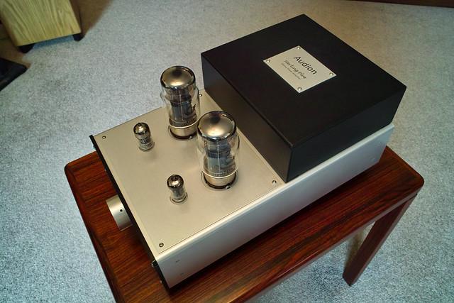 FS - Audion Sterling Plus Mk1 KT88 Amplifier