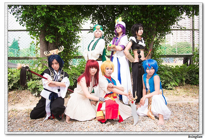 [Cosplay]2012/9/29 League of Seven Seas 七海聯盟