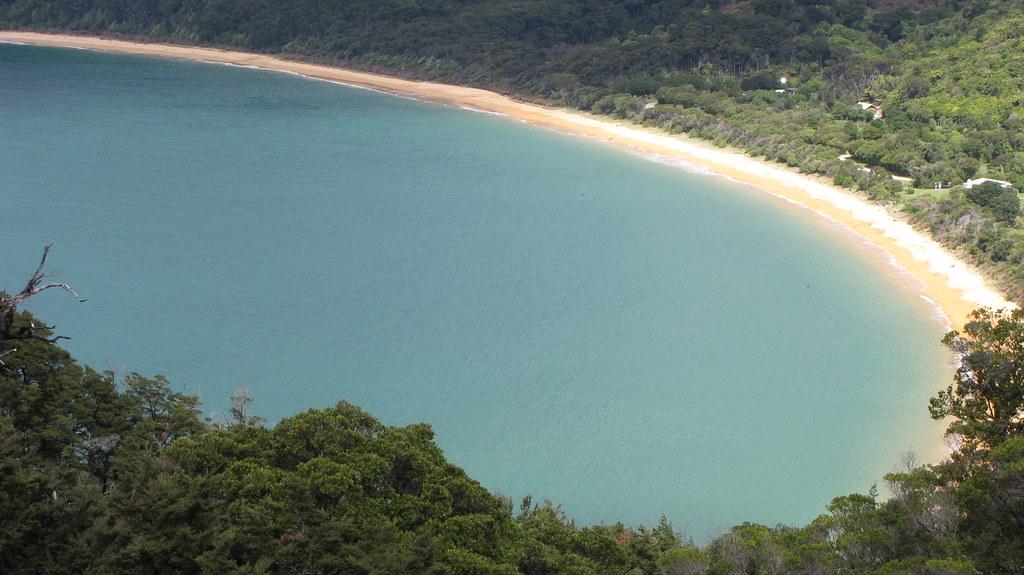 Тотарануи пляж залив