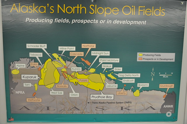 North Slope Oil Fields  Flickr  Photo Sharing