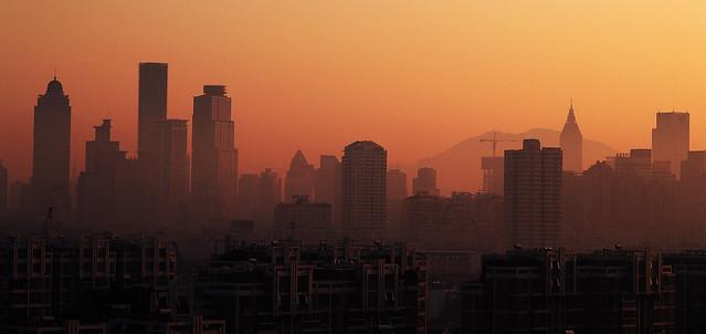 早晨的南京 - bldr - 多则惑 少则明