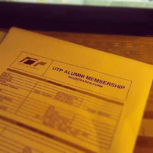 UTP Alumni Membership