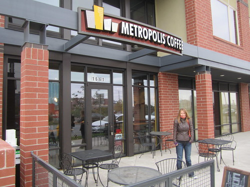 Metropolis Coffee Denver