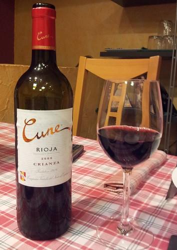 Burgos | El Fogón de Jesusón | Vino